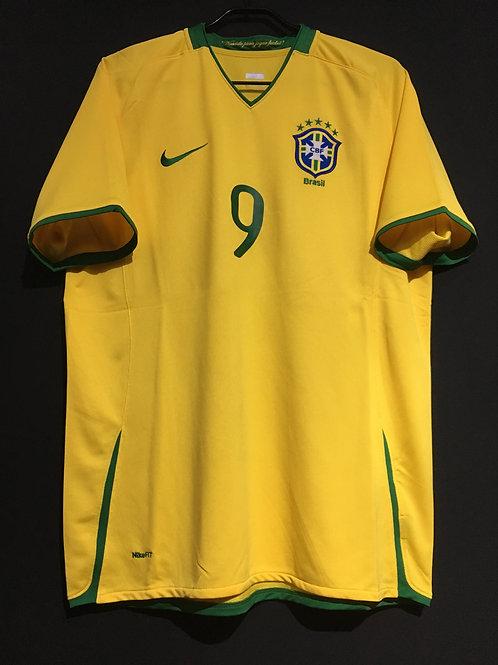 【2008/09】 / Brazil / Home / No.9 PATO