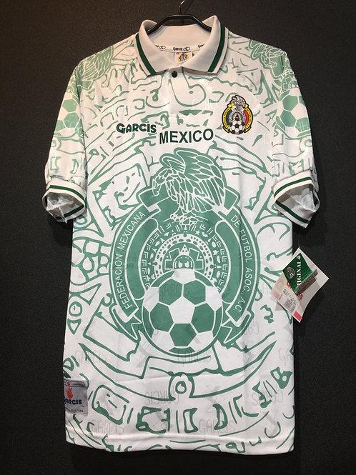 【1999】 / MEXICO / Away