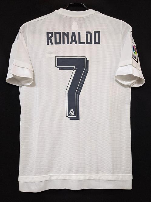【2015/16】 / Real Madrid C.F. / Home / No.7 RONALDO