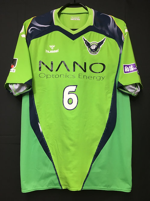 【2011/12】 / Gainare Tottori / Home / No.6