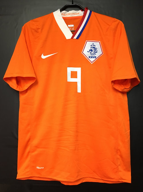 【2008/09】 / Netherlands / Home / No.9 V.NISTELROOY