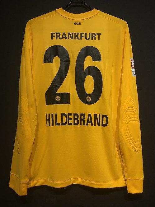 【2014/15】 / Eintracht Frankfurt / GK / No.26 HILDEBRAND