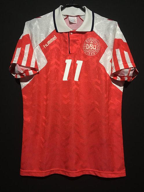 【1992】 / Denmark / Home / No.11 B.LAUDRUP / UEFA European Championship