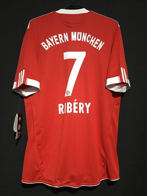 【2009/10】 / FC Bayern Munich / Home / No.7 RIBERY