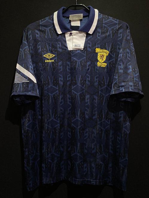 【1991/94】 / Scotland / Home