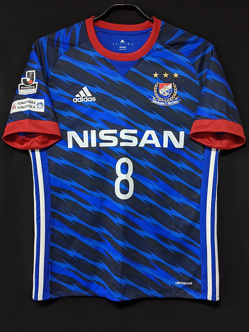 【2017】 / Yokohama F. Marinos / Home / No.8 NAKAMACHI