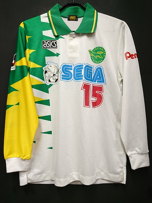 【1992】 / JEF United Chiba / Away / Player Issue