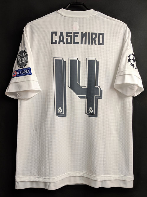 【2016】 / Real Madrid C.F. / Home / No.14 CASEMIRO / UCL Final