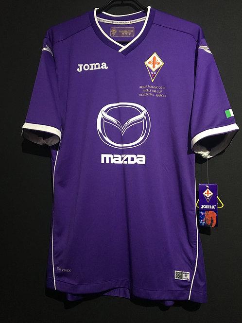 【2014】 / ACF Fiorentina / Home / Coppa Italia Final
