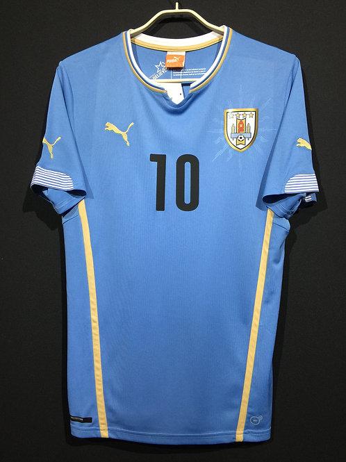 【2014/15】 / Uruguay / Home / No.10 D. FORLAN