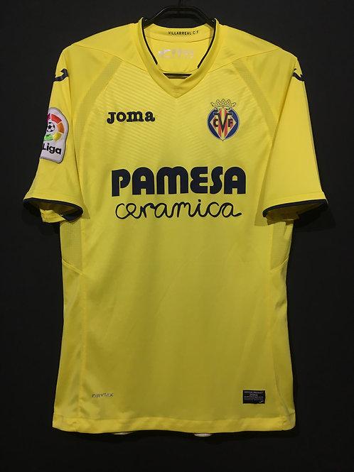 【2016/17】 / Villarreal CF / Home