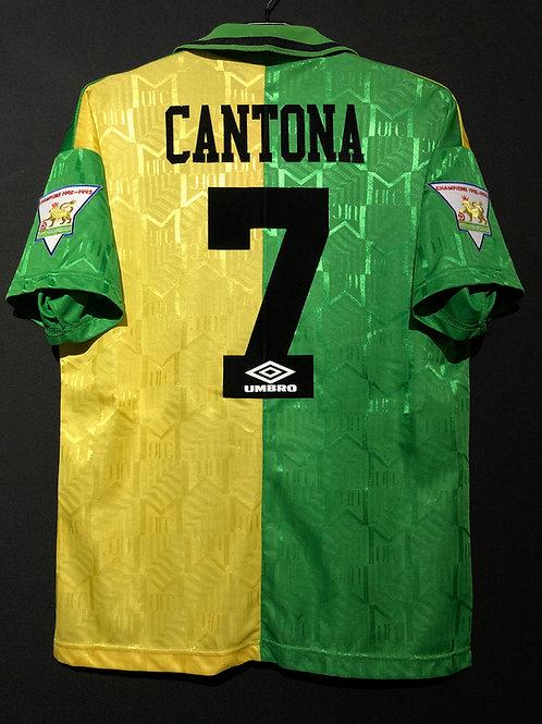 【1993/94】 / Manchester United / 3rd / No.7 CANTONA
