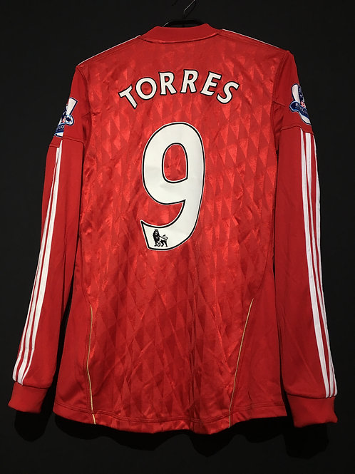 【2010/12】 / Liverpool / Home / No.9 TORRES