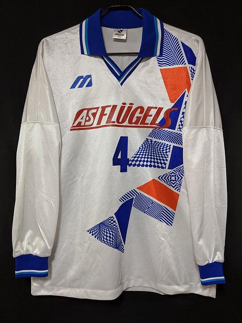 【1993/94】 / Yokohama Flügels / Home / No.4 / Player Issue