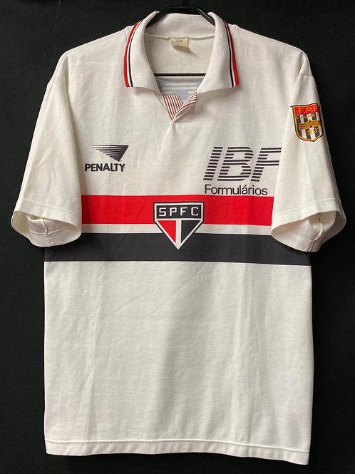 【1992/93】 / Sao Paulo FC / Home / No.10