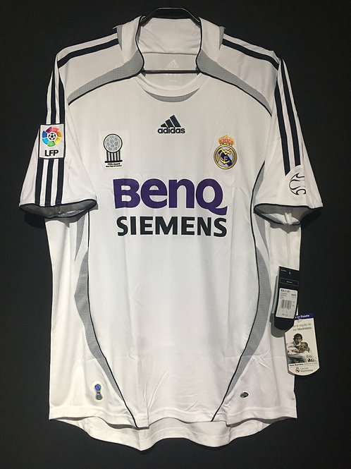 【2006/07】 / Real Madrid C.F. / Home