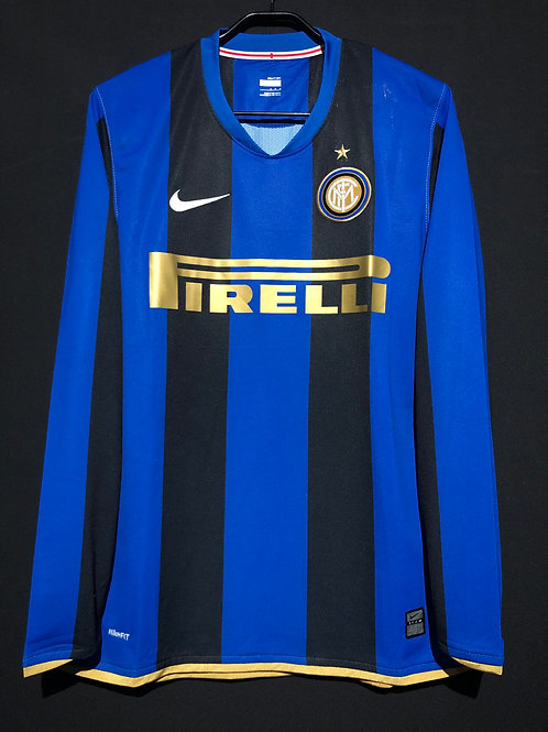 【2008/09】 / Inter Milan / Home / Authentic