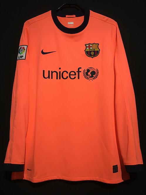 【2009/10】 / FC Barcelona / Away