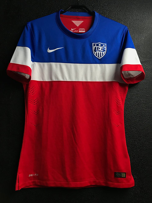 【2014】 / United States / Away / Authentic