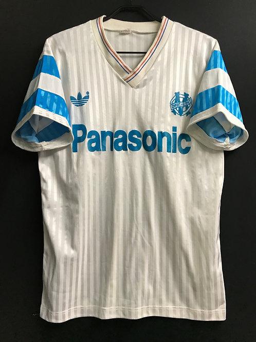 【1990/91】 / Marseille / Home
