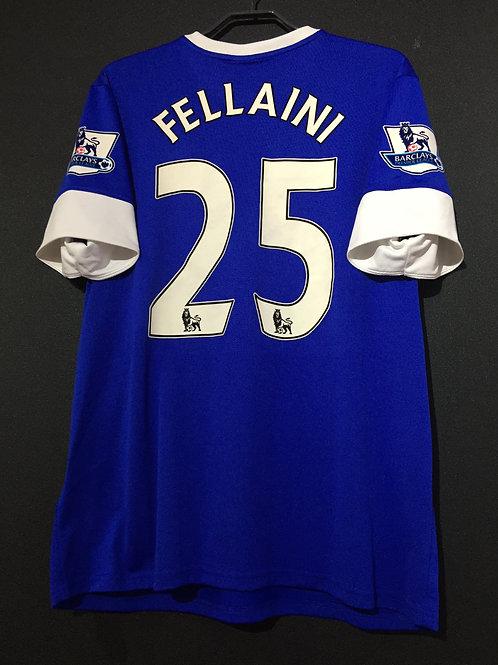 【2012/13】 / Everton / Home / No.25 FELLAINI