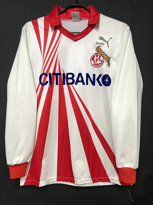 【1991/92】 / 1. FC Köln / Home / No.10