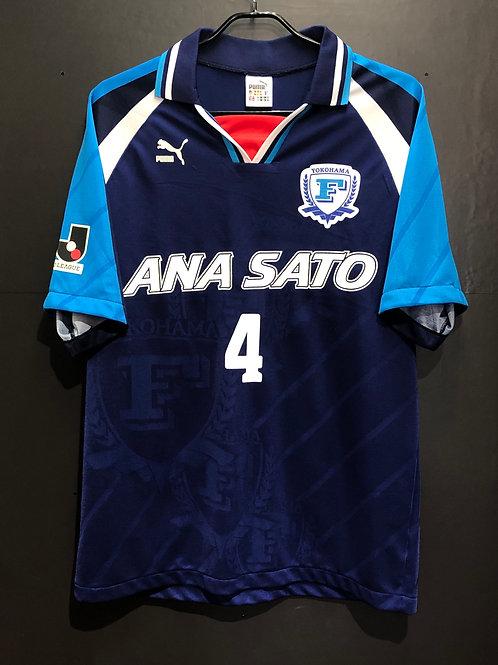 【1997/98】 / Yokohama Flügels / Away / No.4