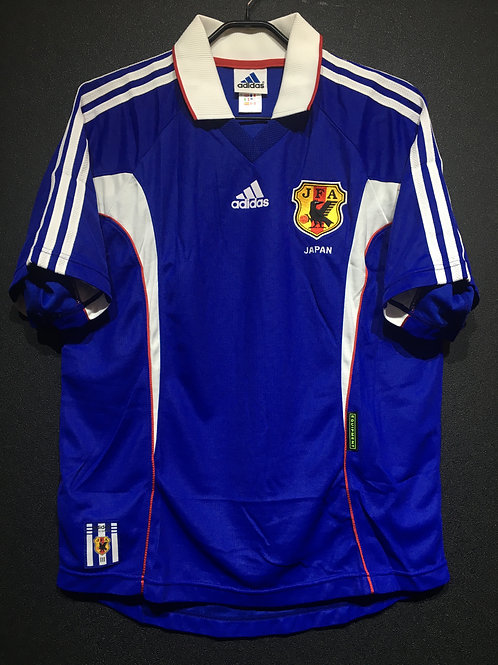 【1999/2000】 / Japan / Home / Authentic
