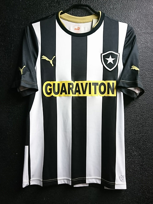 【2013/14】 / Botafogo de Futebol e Regatas / Home