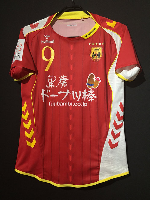 【2014】 / INAC Kobe Leonessa / Home / No.9 KAWASUMI