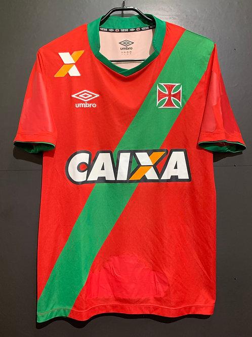 【2014】 / Vasco da Gama / GK / No.12 / Player Issue