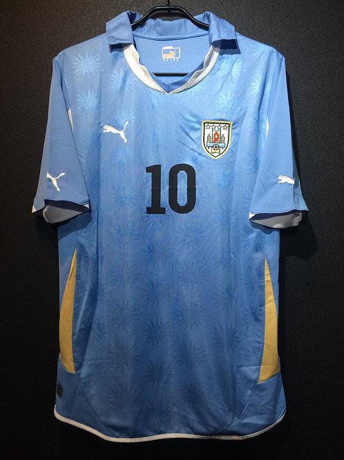 【2010/11】 / Uruguay / Home / No.10 FORLAN