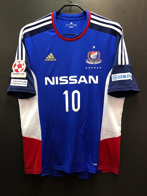 【2014】 / Yokohama F. Marinos / Cup(Home) / No.10 SHUNSUKE / Emperor's Cup