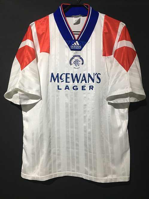 【1992/94】 / Rangers F.C. / Away
