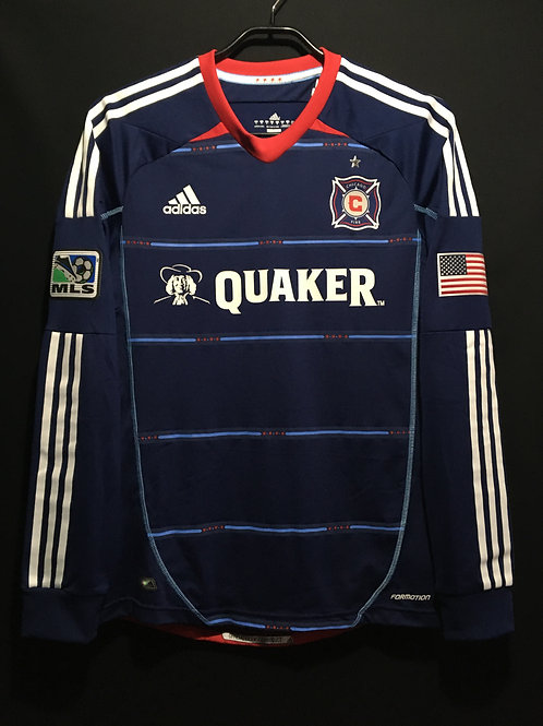【2012】 / Chicago Fire Soccer Club / Away / Authentic