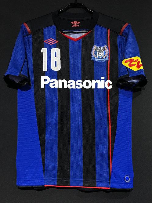 【2014】 / Gamba Osaka U-23 / Home / No.18 / Player Issue