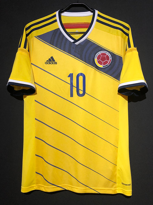 【2014】 / Colombia / Home / No.10 JAMES