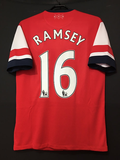 【2013/14】 / Arsenal / Home / No.16 RAMSEY