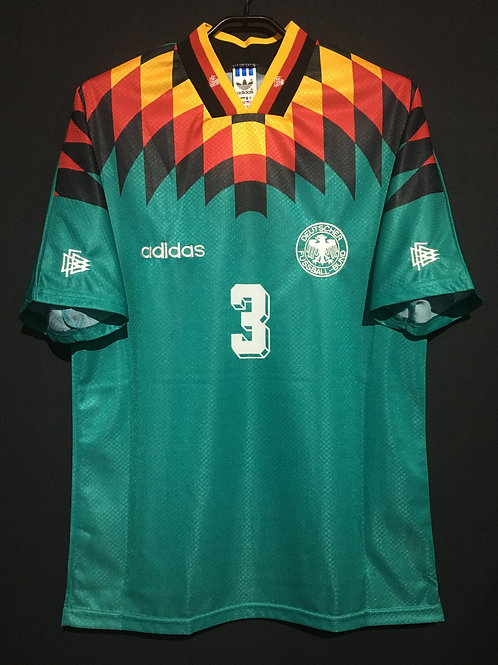 【1994/95】 / Germany / Away / No.3 BREHME