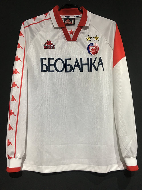 【1996/97】 / Red Star Belgrade / Away