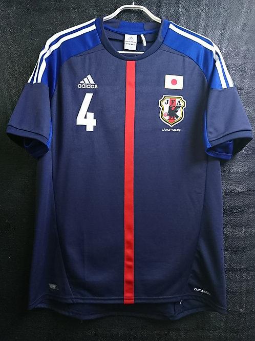【2012/13】 / Japan / Home / No.4 HONDA