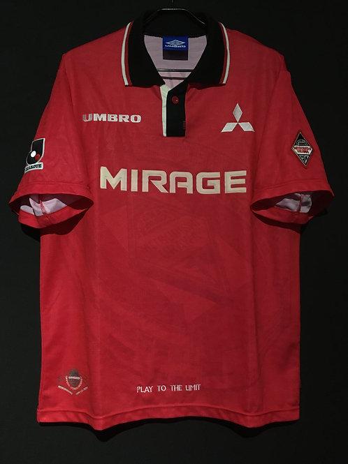 【1997】 / Urawa Red Diamonds / Home