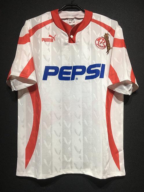 【1993/94】 / 1. FC Köln / Home / No.10