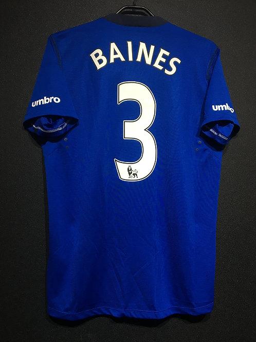 【2014/15】 / Everton / Home / No.3 BAINES