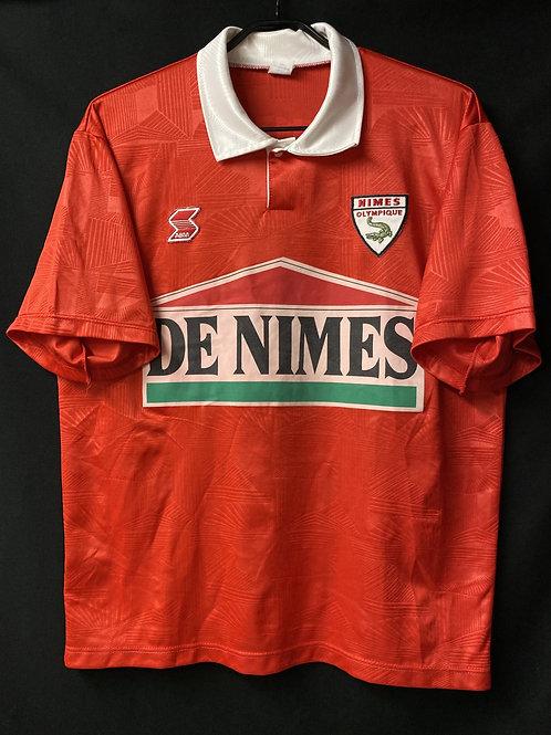 【1992/93】 / Nîmes Olympique / Home
