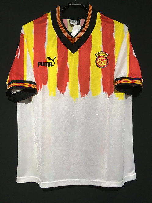 【1995/97】 / Catalonia / Away / Authentic