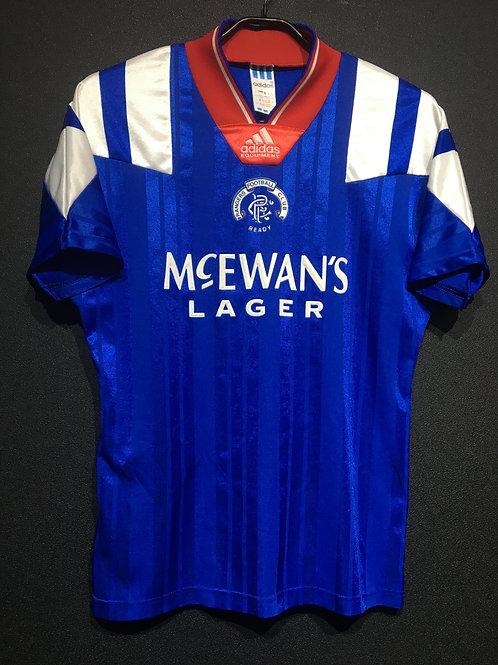 【1992/94】 / Rangers F.C. / Home