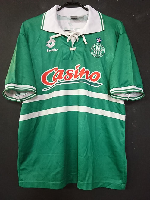 【1995/96】 / Saint-Etienne / Home / No.15