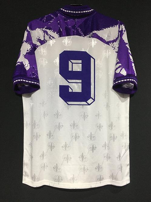 【1994/95】 / ACF Fiorentina / Away / No.9