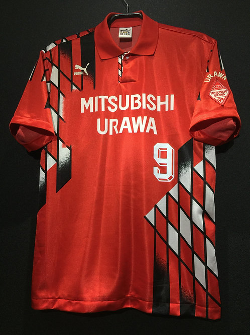 【1994/96】 / Urawa Red Diamonds / Cup(Home) / No.9